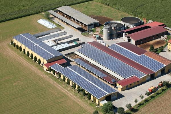 INGSTUDIO Ingegneria - Fotovoltaico 7 - Agricoltura